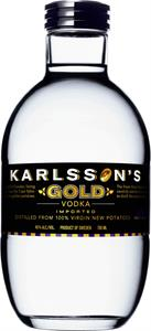 VODKA KARLSSONS GOLD